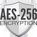 Iperius con Cifrado AES 256 bits.