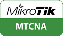 MikroTik Certified Network Associate.